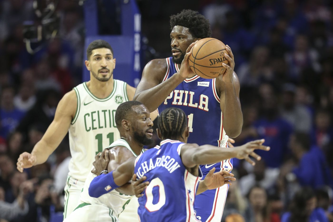 Sixers beat Boston Celtics in season opener: Ben Simmons' dominance and other observations from the win | David Murphy