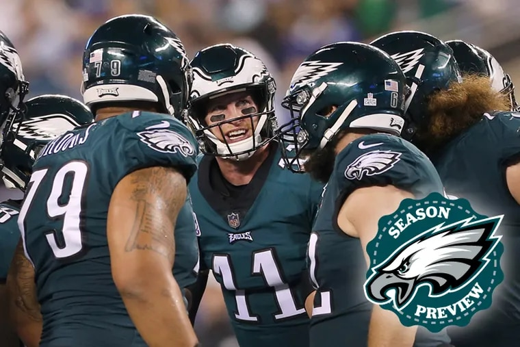 Eagles quarterback Carson Wentz has made changes in his approach to teammates after his leadership was questioned in the offseason.