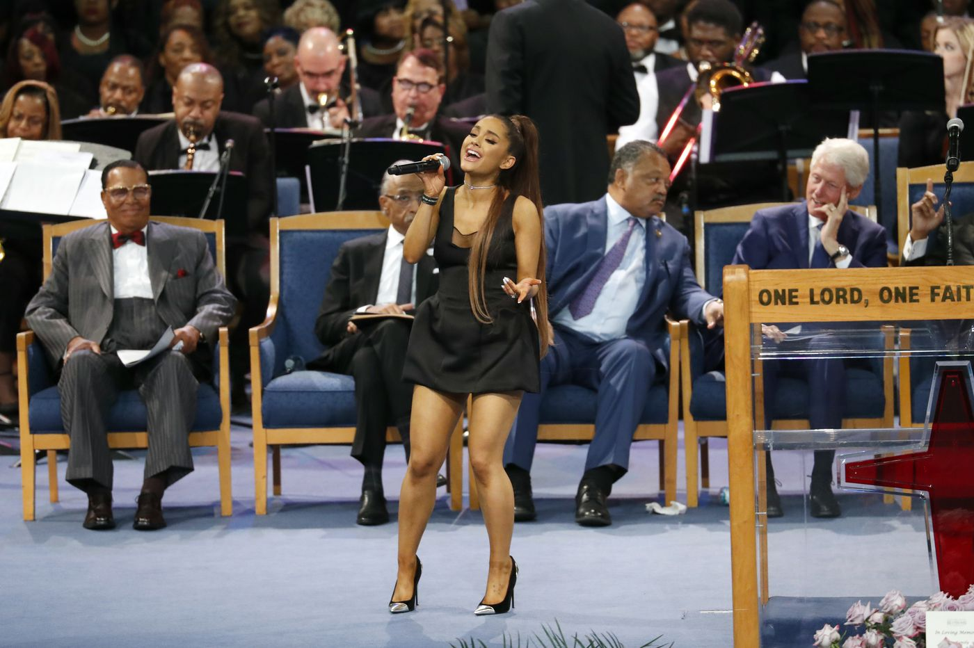 'Vulgar exercises in self-indulgence': Aretha Franklin, John McCain funerals showed how not to depart with dignity | Opinion