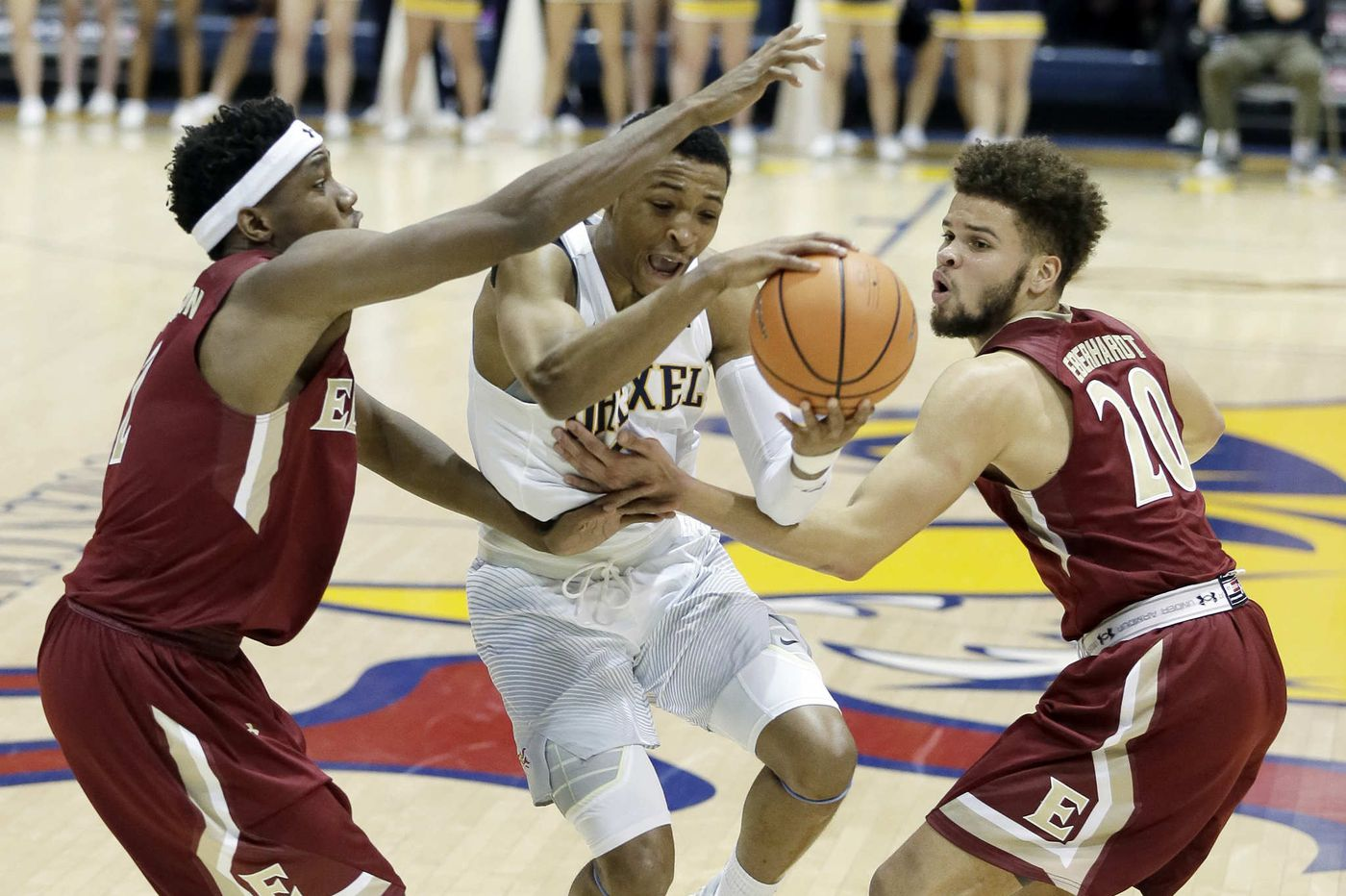 Drexel's three-game win streak snapped by Bowling Green