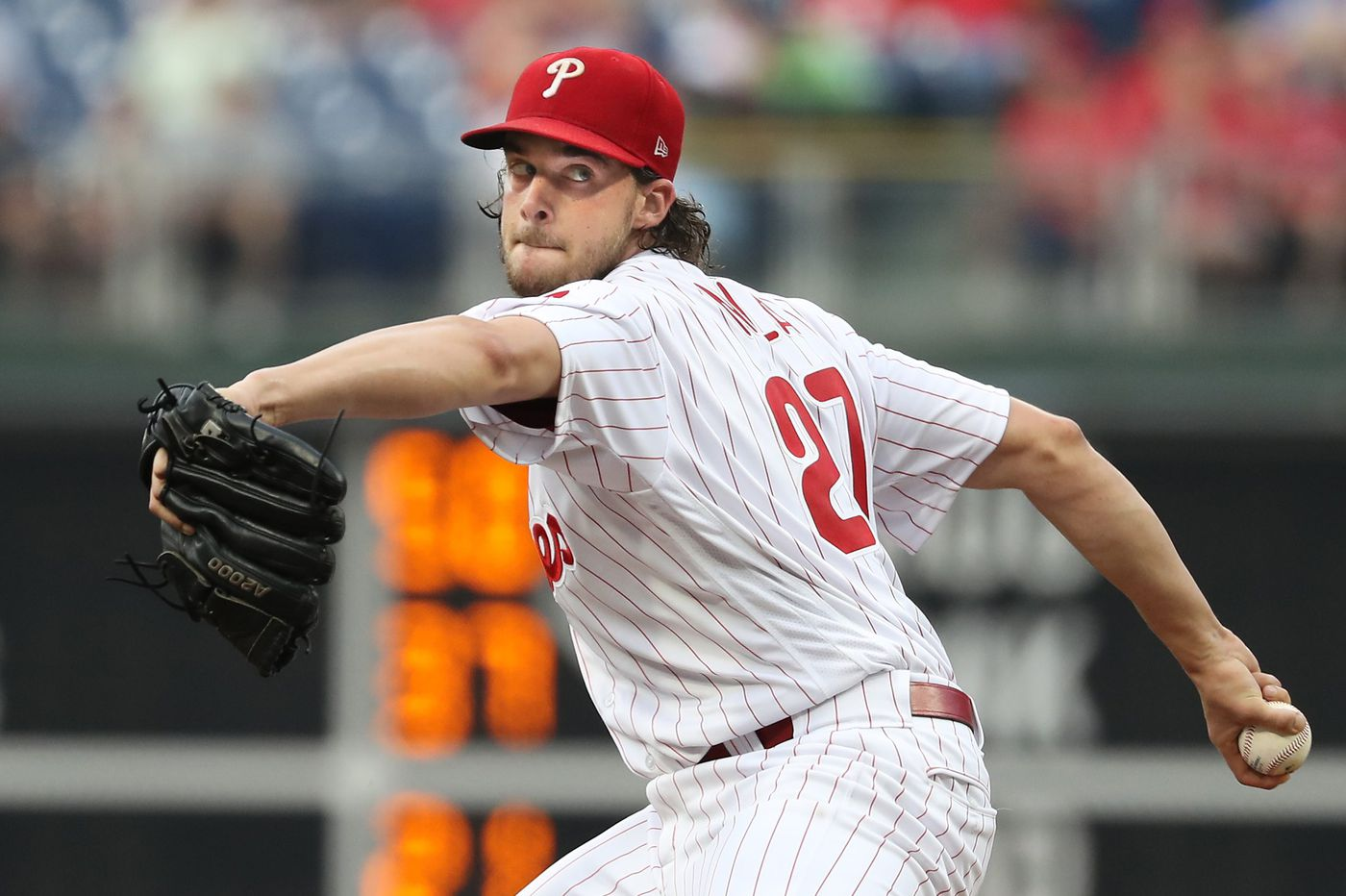 Sizing up Aaron Nola's candidacy for National League MVP | Extra Innings