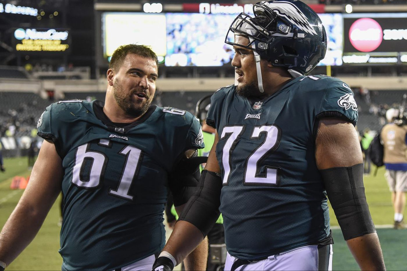 Doug Pederson says Eagles starters will play against Dallas, at least for a while