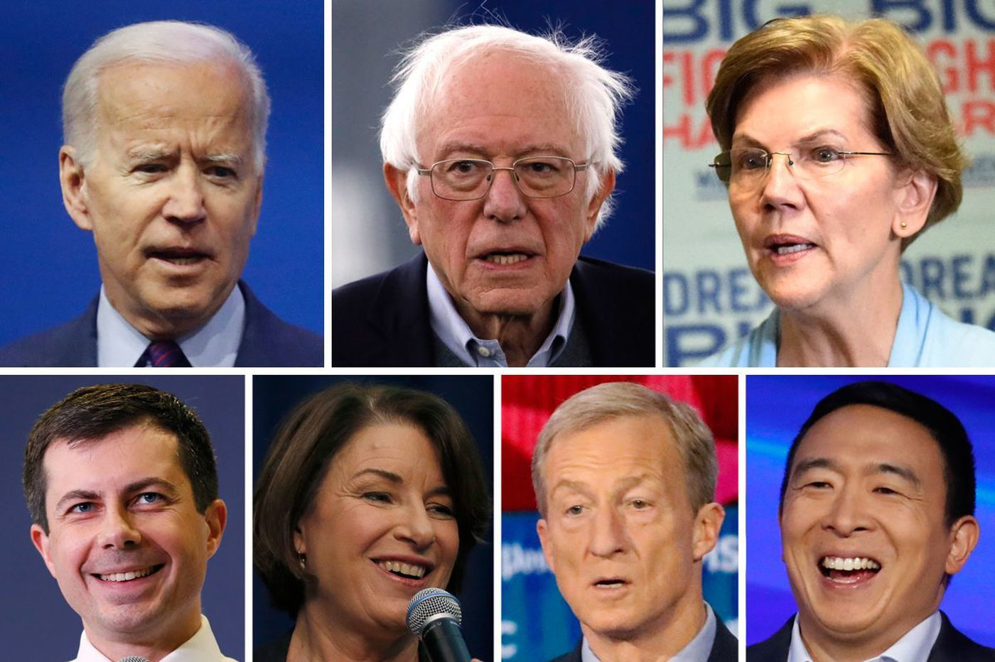 Democratic debate: Stage will be a bit more crowded, but all eyes will be on Biden