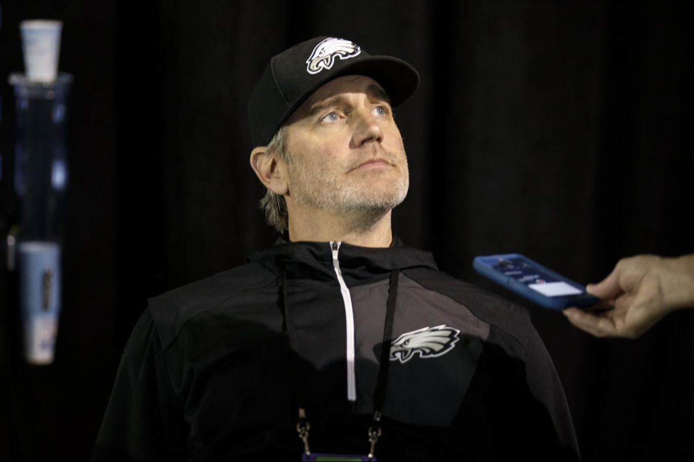 Eagles' former Chip Kelly assistants have flourished under Doug Pederson