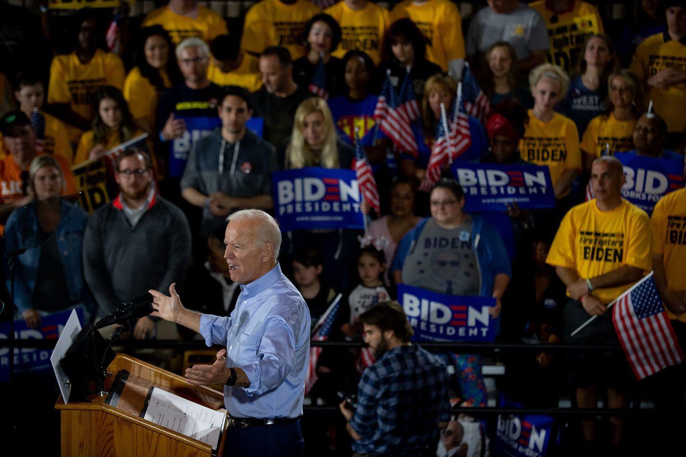 Joe Biden places electoral hopes on Pennsylvania | Opinion