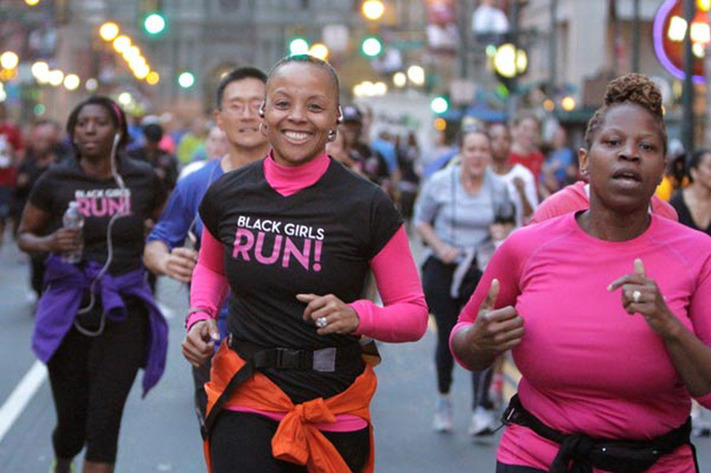 'Black Girls' running group combats obesity, myths