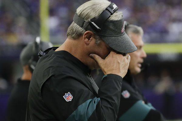 Eagles coach Doug Pederson after Week 6 loss to Vikings: 'We all have to take accountability, myself included'