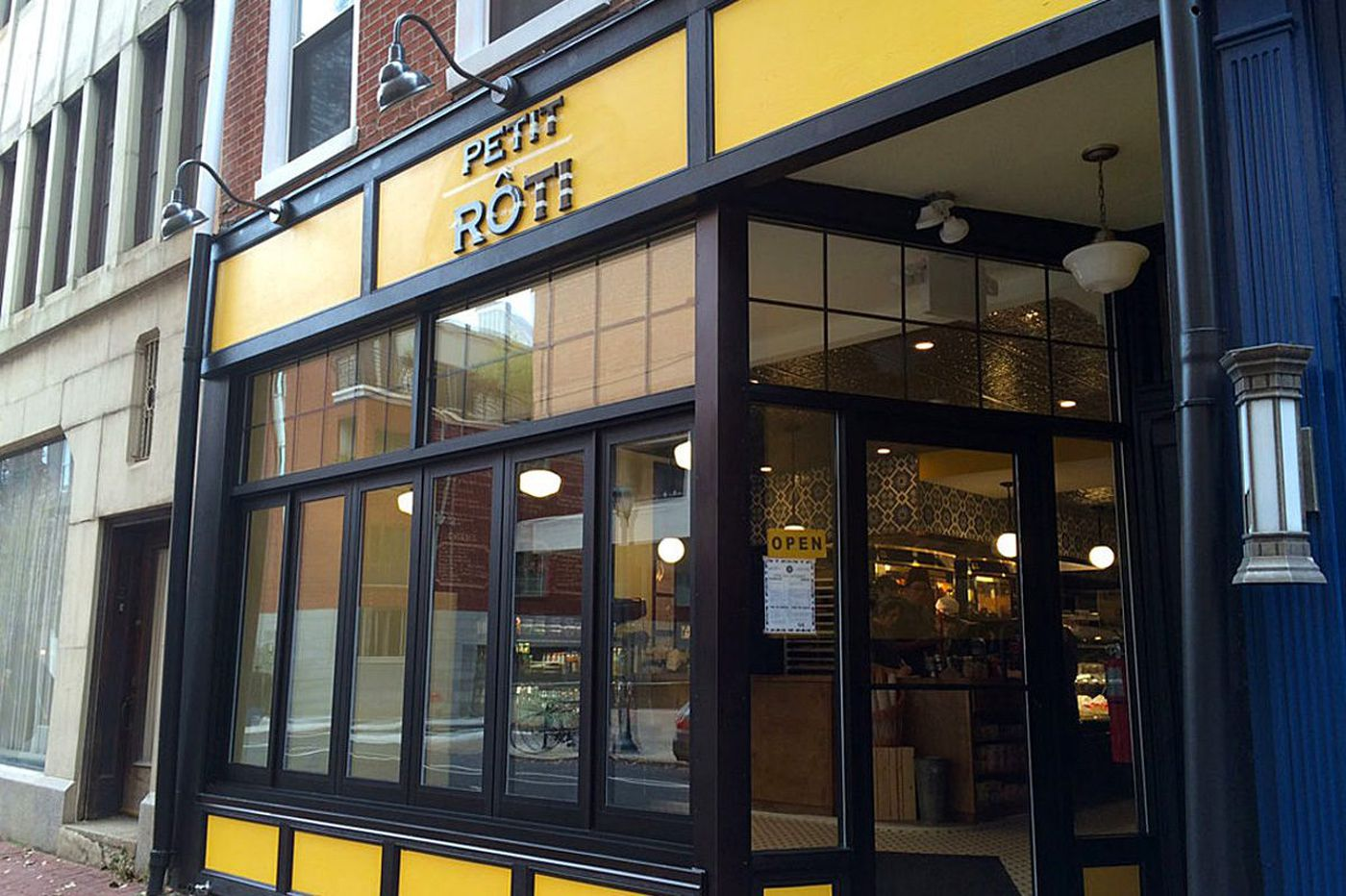 Petit Roti closes; new eatery is on the way