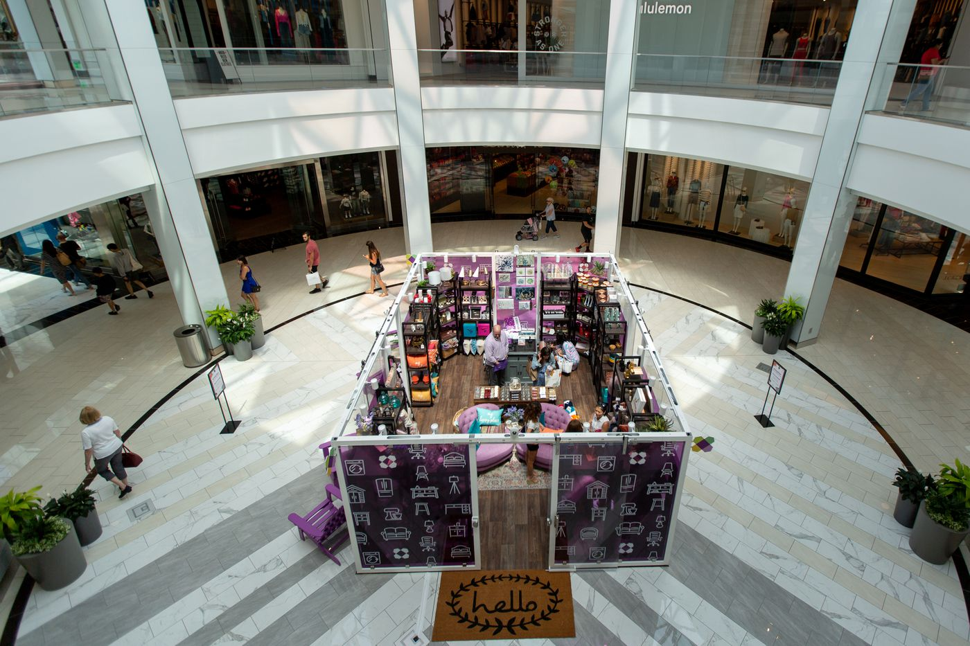 Why Online Retailers Like Wayfair And Dormify Are Popping Up At The King Of Prussia Mall