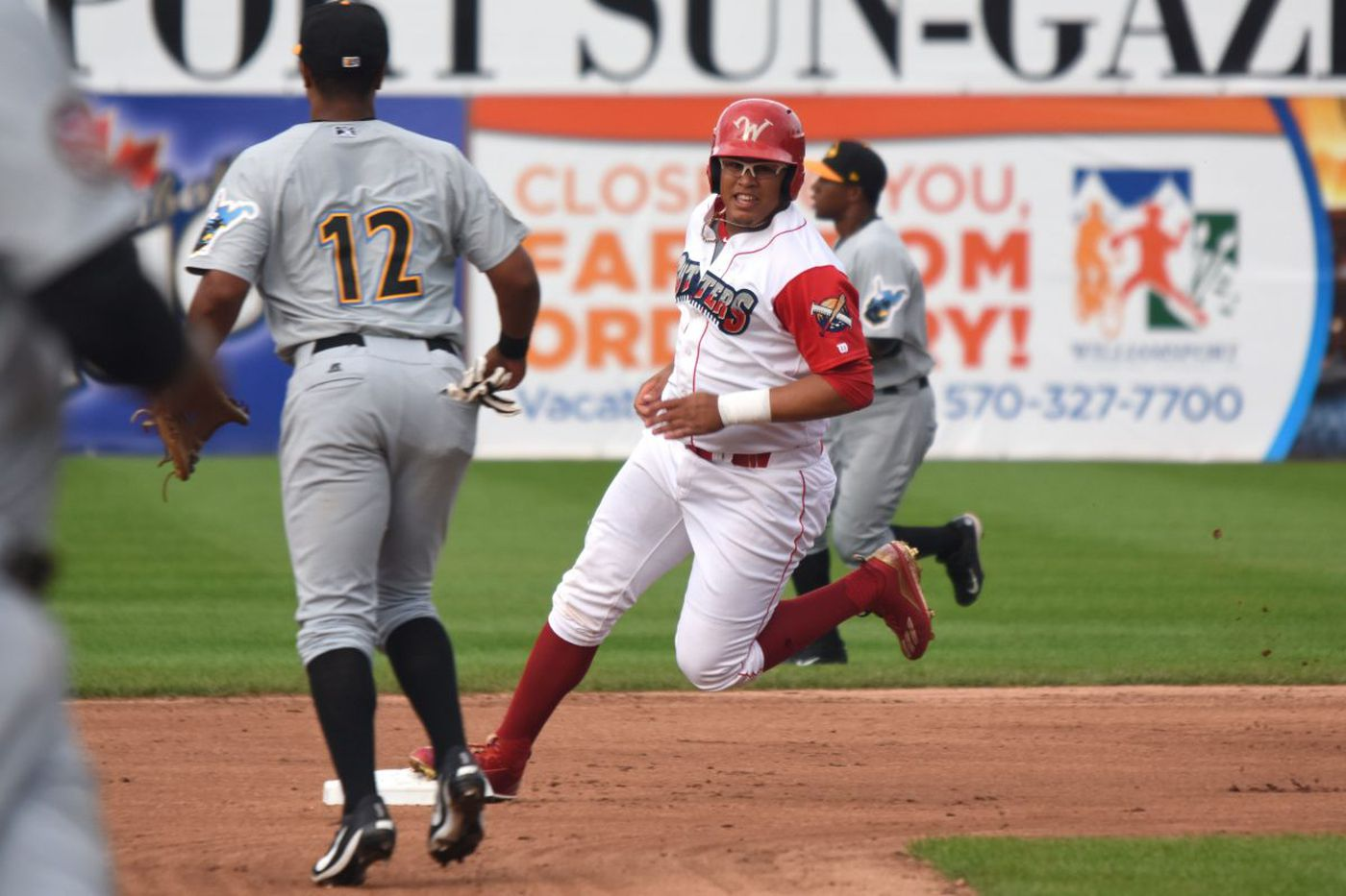 Phillies prospect Jhailyn Ortiz turning heads with power (and speed) | Bob Brookover