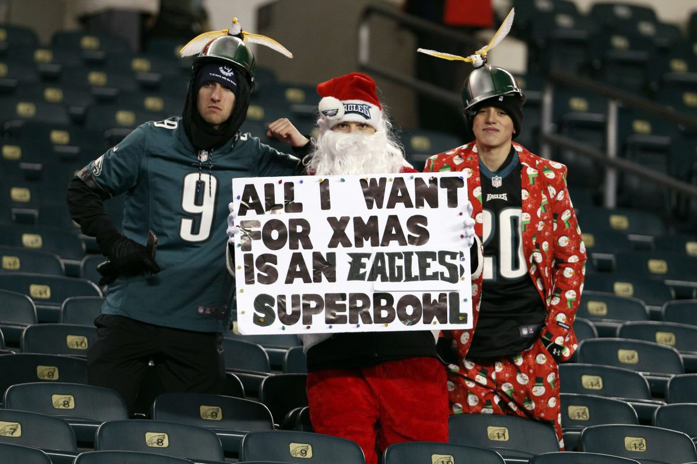 An Eagles Super Bowl victory and other wishes for 2018 in Philly   John Dougherty