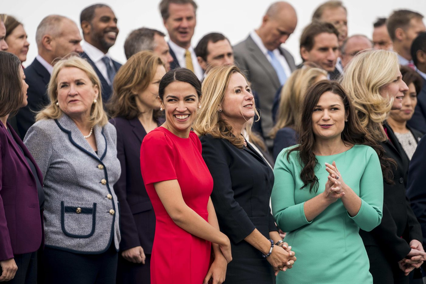 House Democrats bracing for a robust freshman class