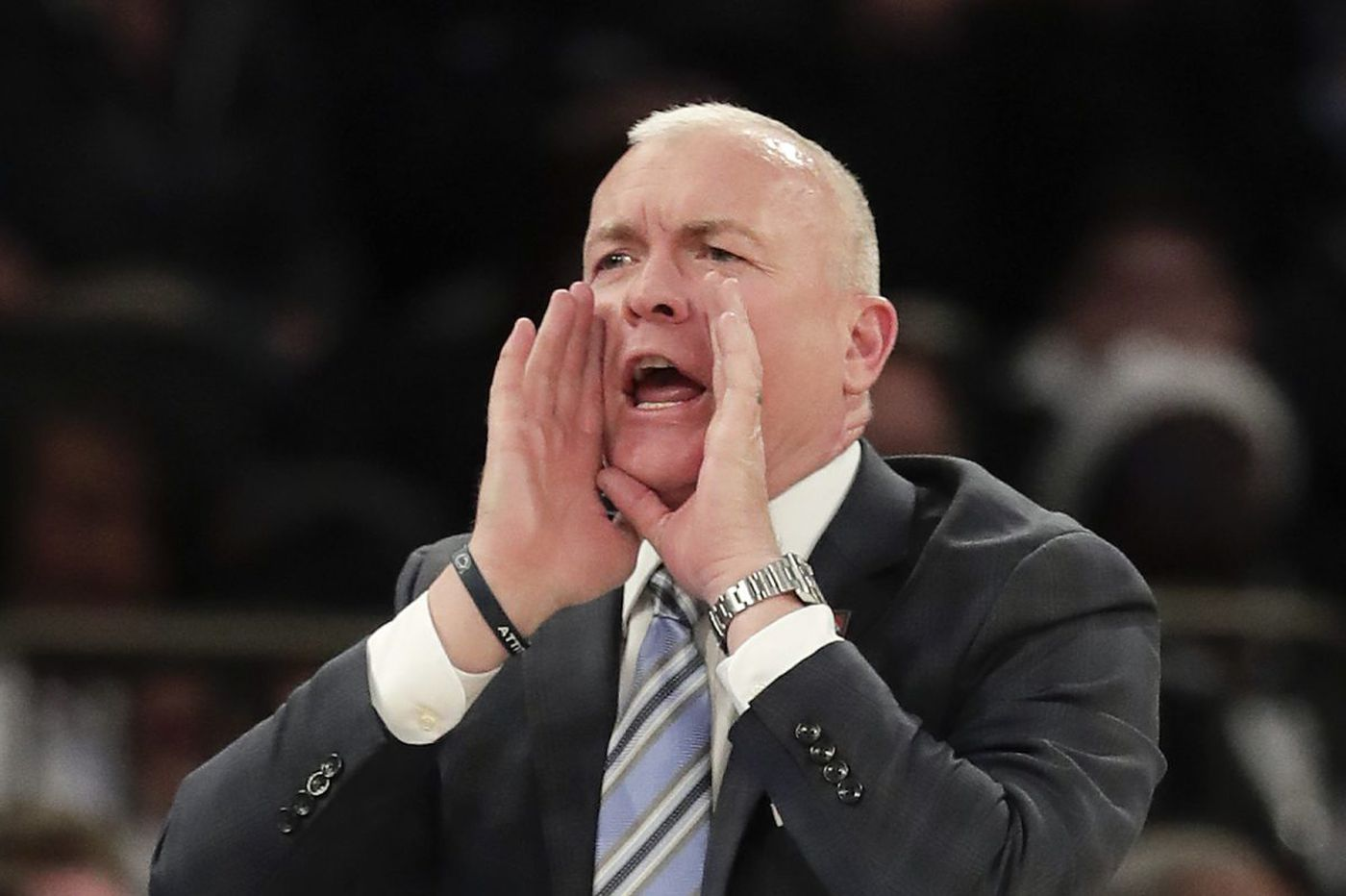 A bloody night in Philly pushed Pat Chambers to Penn State