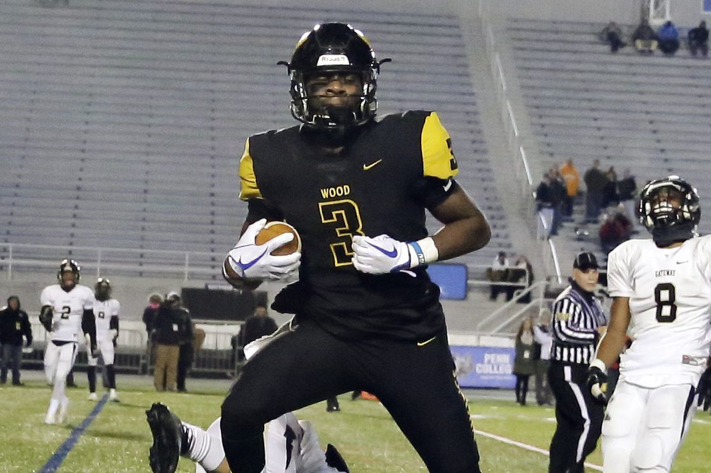 Archbishop Wood's Kyle Pitts expected to sign with Florida