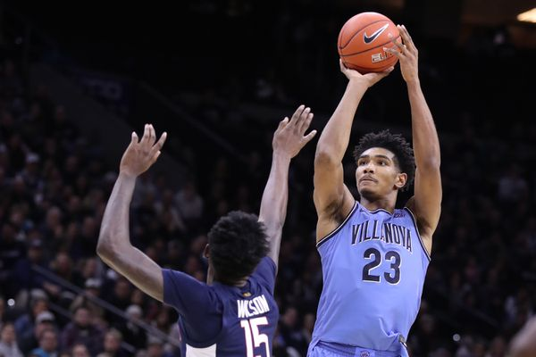 Villanova's Jermaine Samuels does it again, Drexel climbing, and other City 6 observations | Mike Jensen