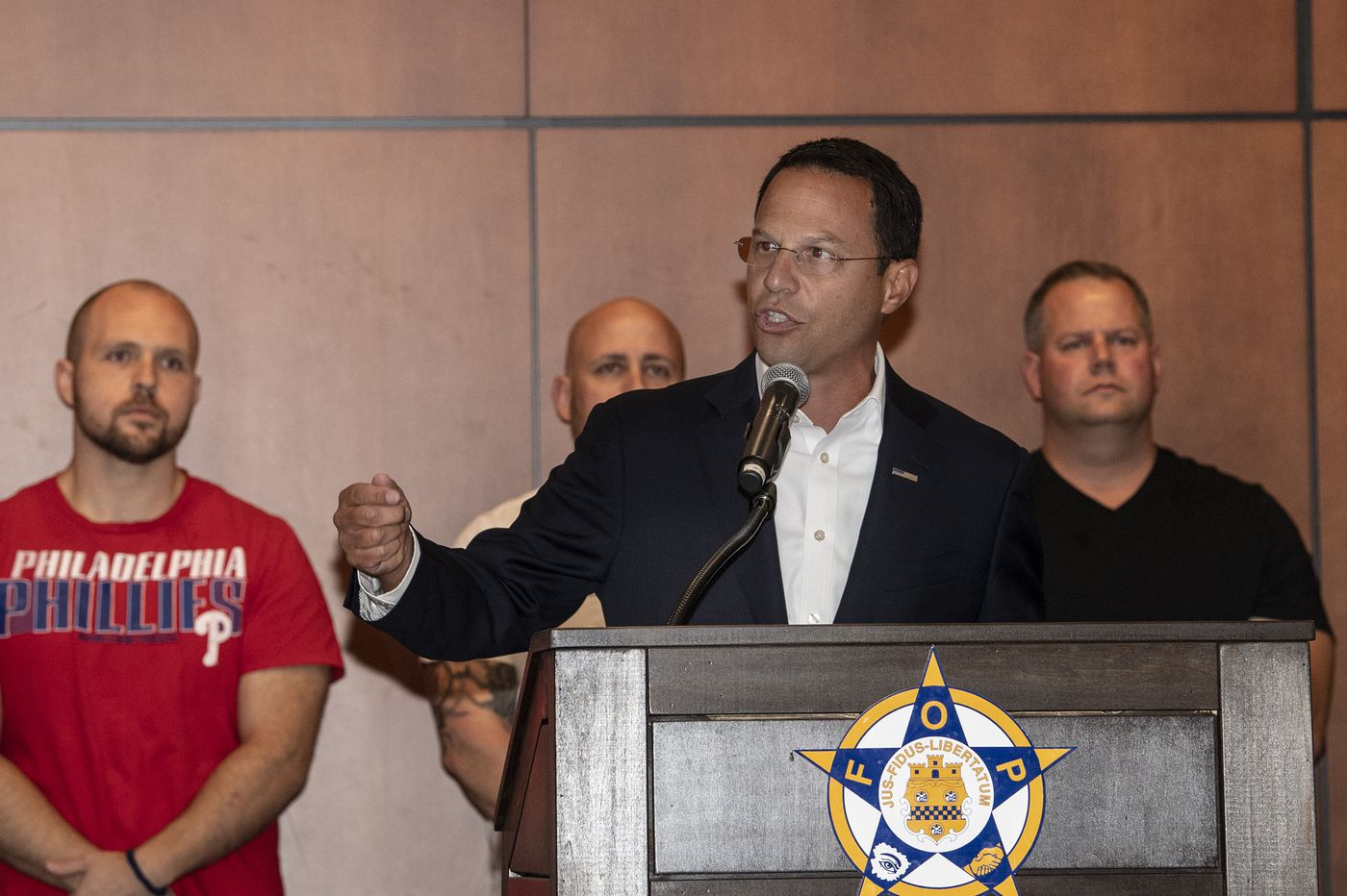 Will AG Shapiro's ties to FOP sink his hopes of becoming governor?   Will Bunch Newsletter