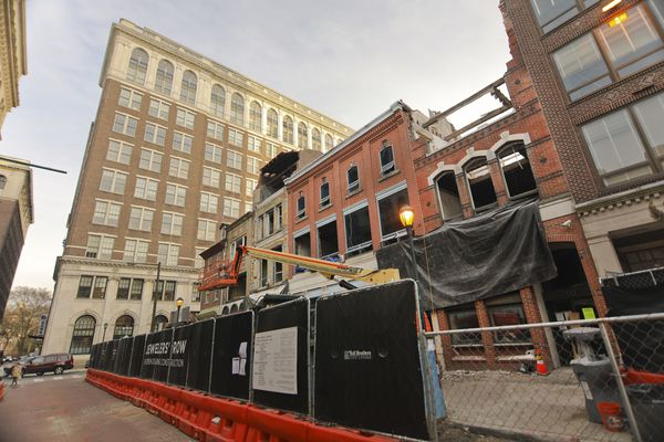 As Jewelers' Row is demolished, where was Mayor Kenney's leadership? | Opinion