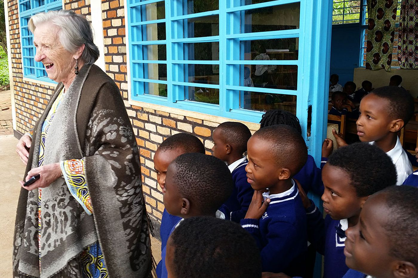 'Until the Lord calls me home, there is no end:' At 88, Pennsylvania's 'Mama Arlene' has more to give Rwanda's children