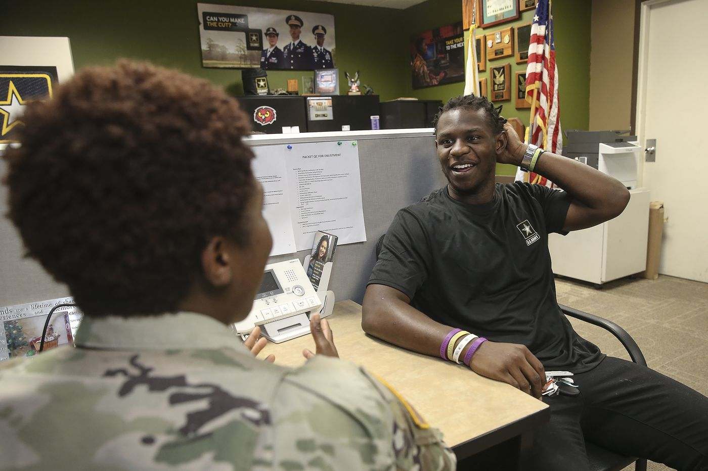 A stray bullet cost this Philly rugby star his Army dreams. Then the brass read The Inquirer. | Mike Newall