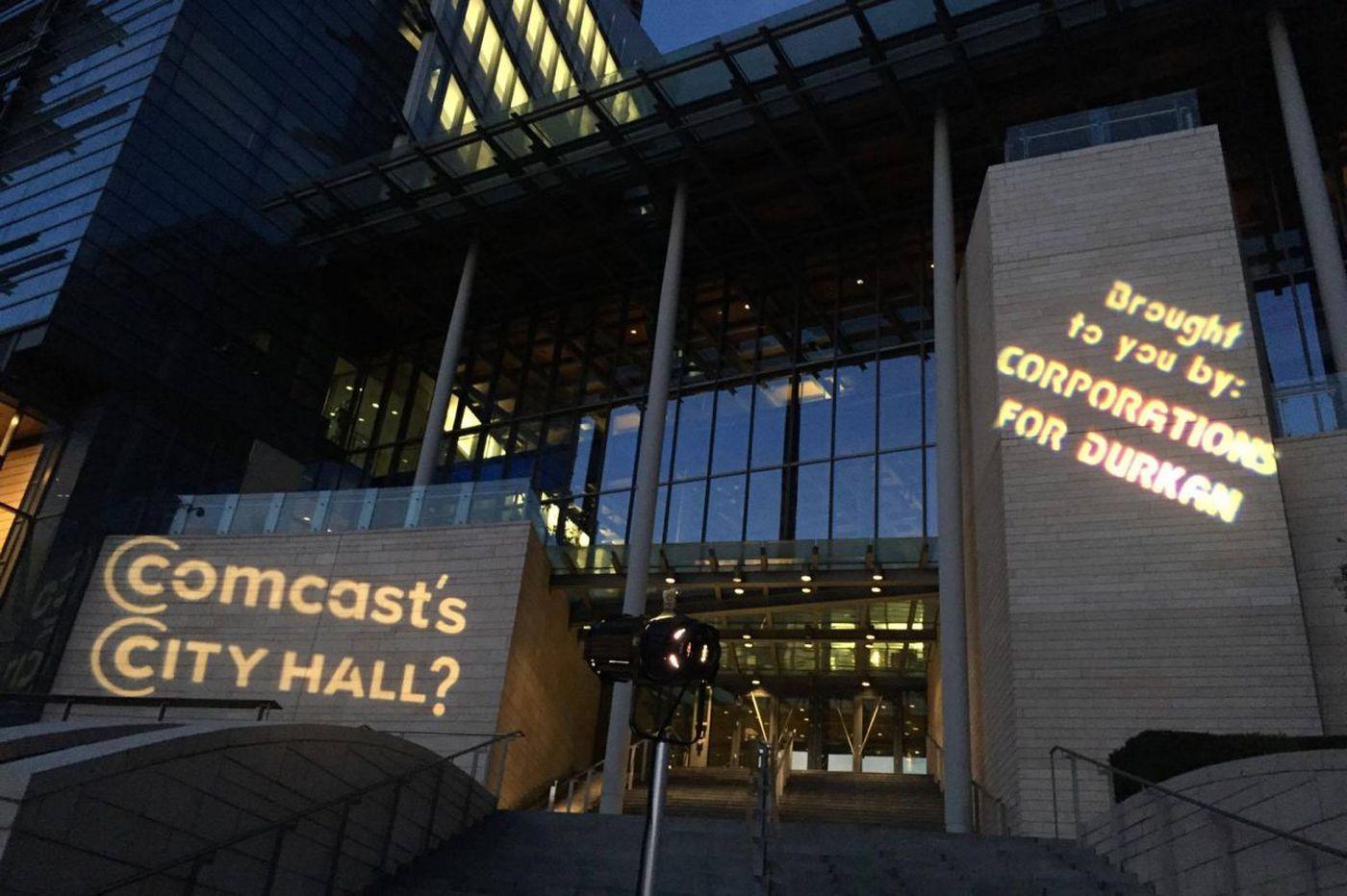 Activists target Comcast over municipal broadband in Seattle, Colorado