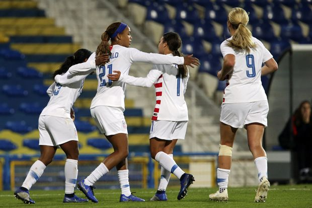U.S. Soccer brings analytics into picking players for national teams