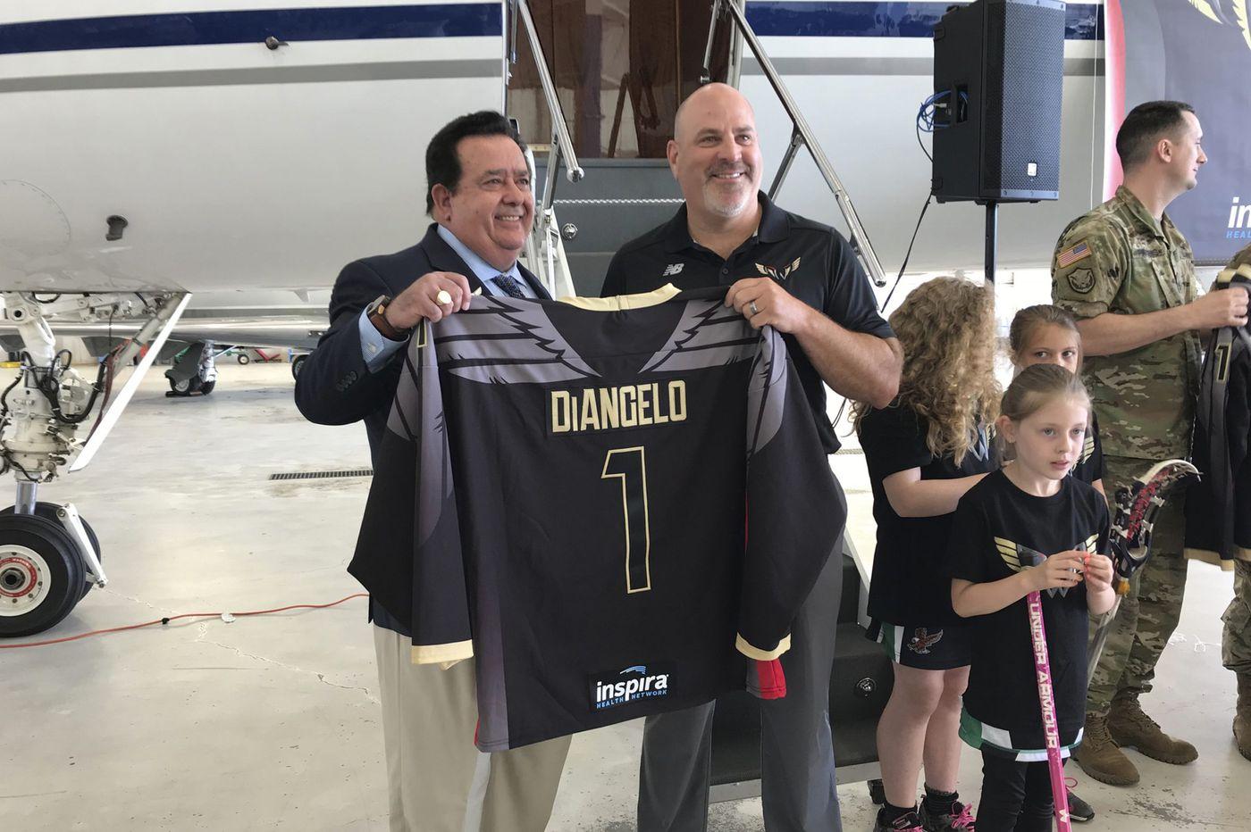Philadelphia Wings indoor lacrosse team unveils jerseys for 2018 season