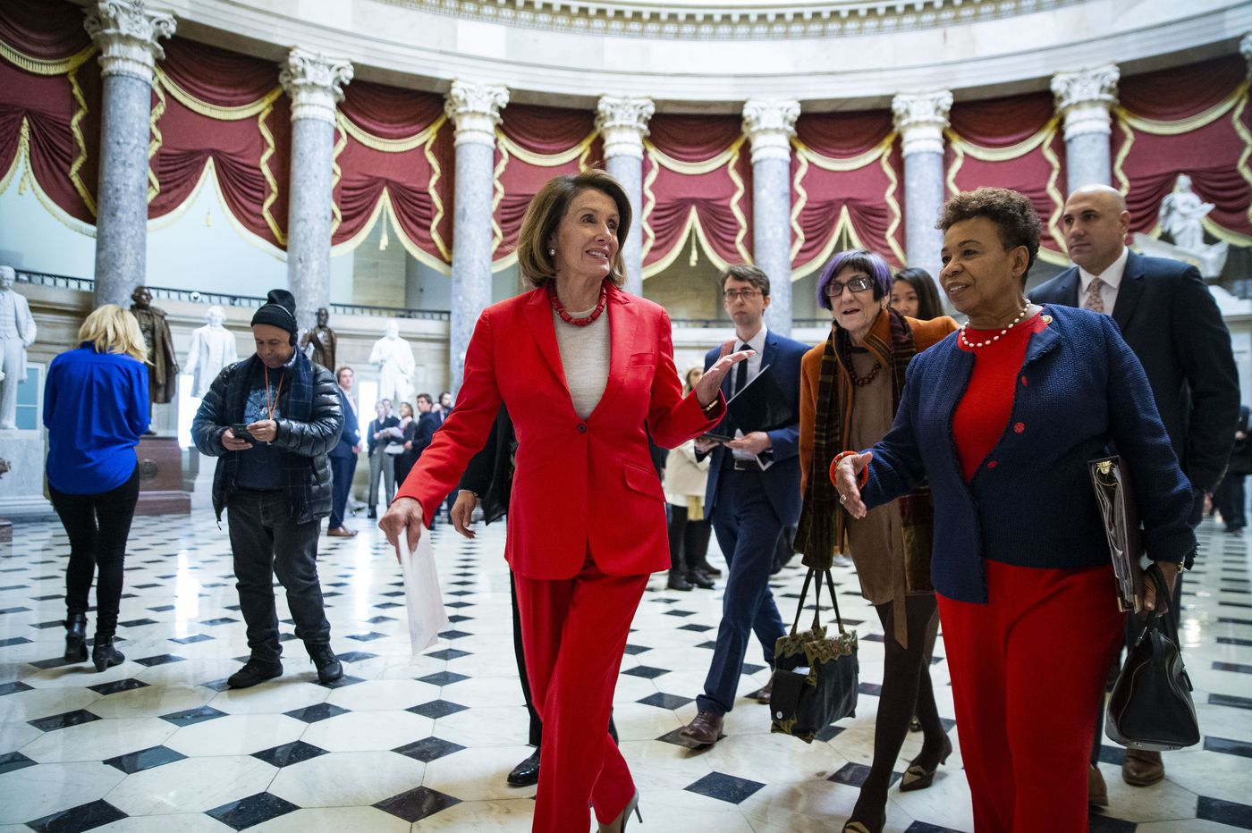 Nancy Pelosi is lying about the State of the Union | Marc Thiessen