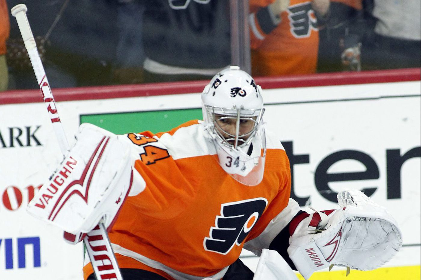 new products 790c4 6b4d6 For Flyers goalie Petr Mrazek, a 'new chapter' begins