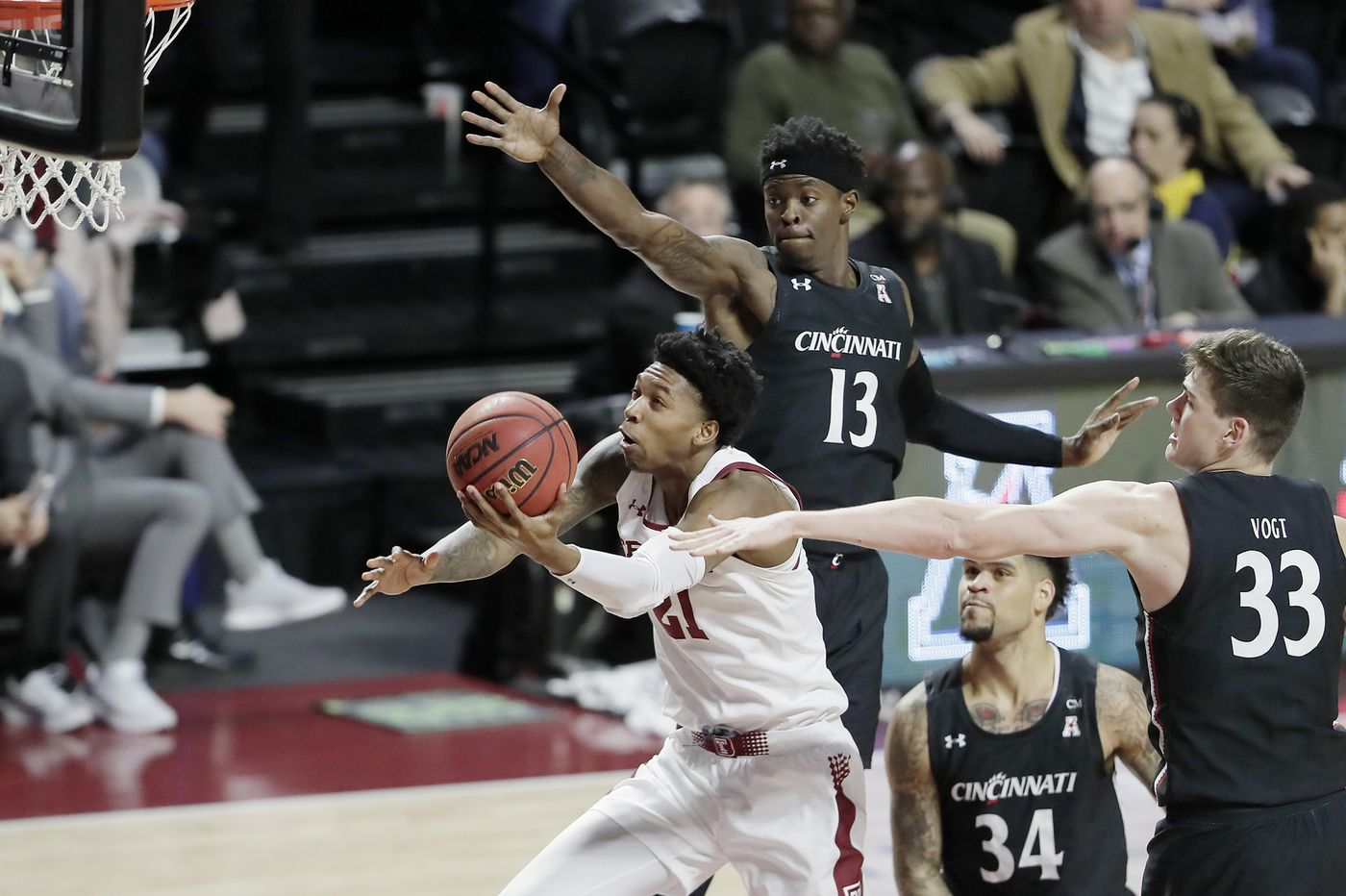 Cincinnati 89, Temple 82: Highlights, Stats, and reaction from Owls' loss