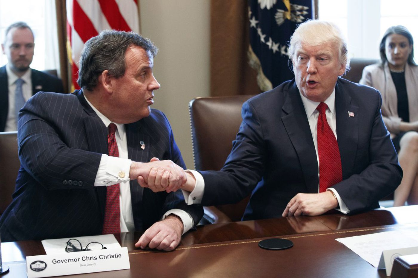 Trump poised to nominate Christie ally for U.S. attorney in complex political deal