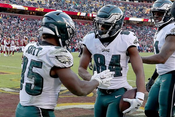 Eagles need Greg Ward, Boston Scott to stay effective against Dallas