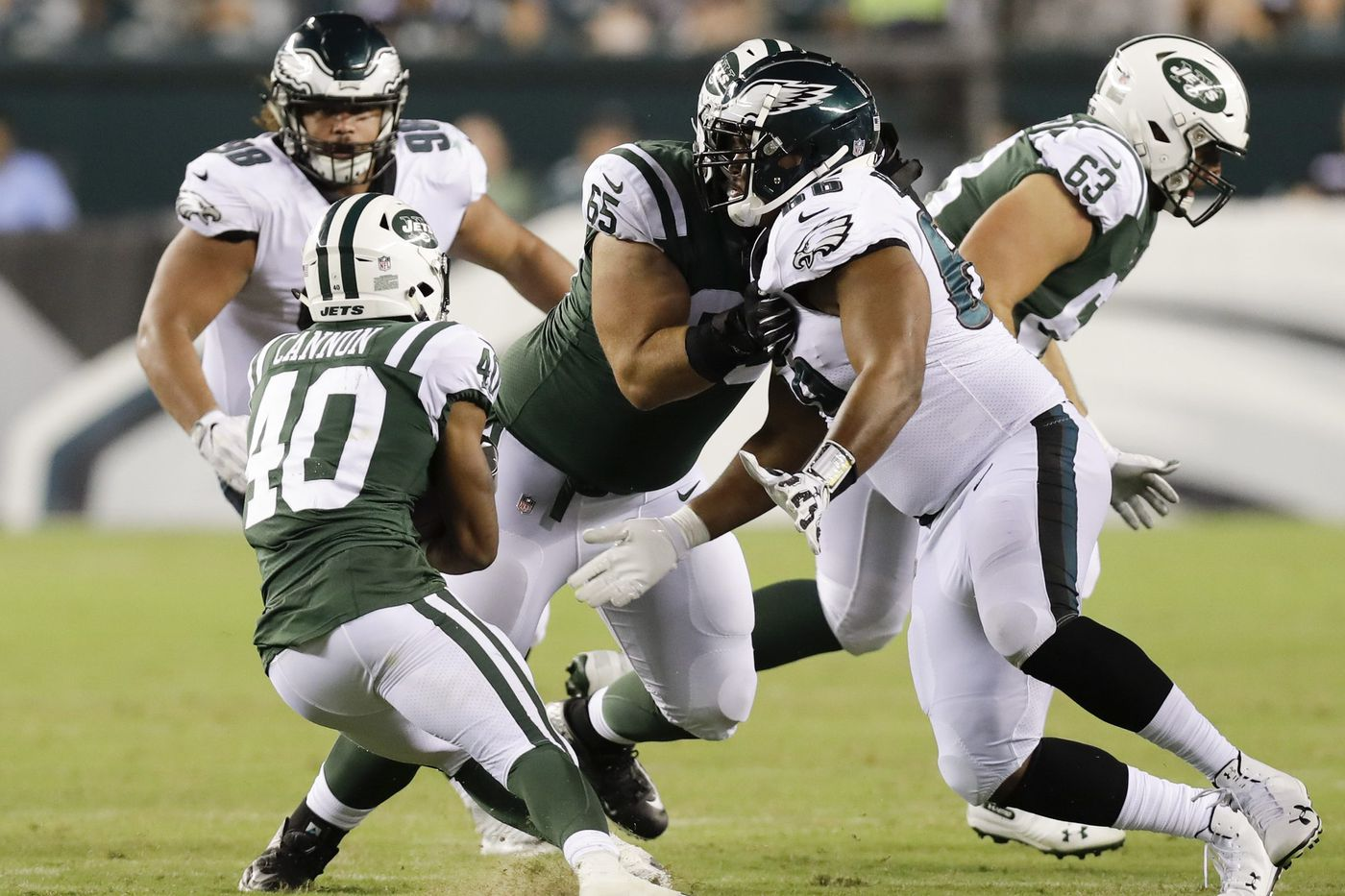 Eagles' game plan for Sunday: Beat the heat in Tampa, and the Buccaneers