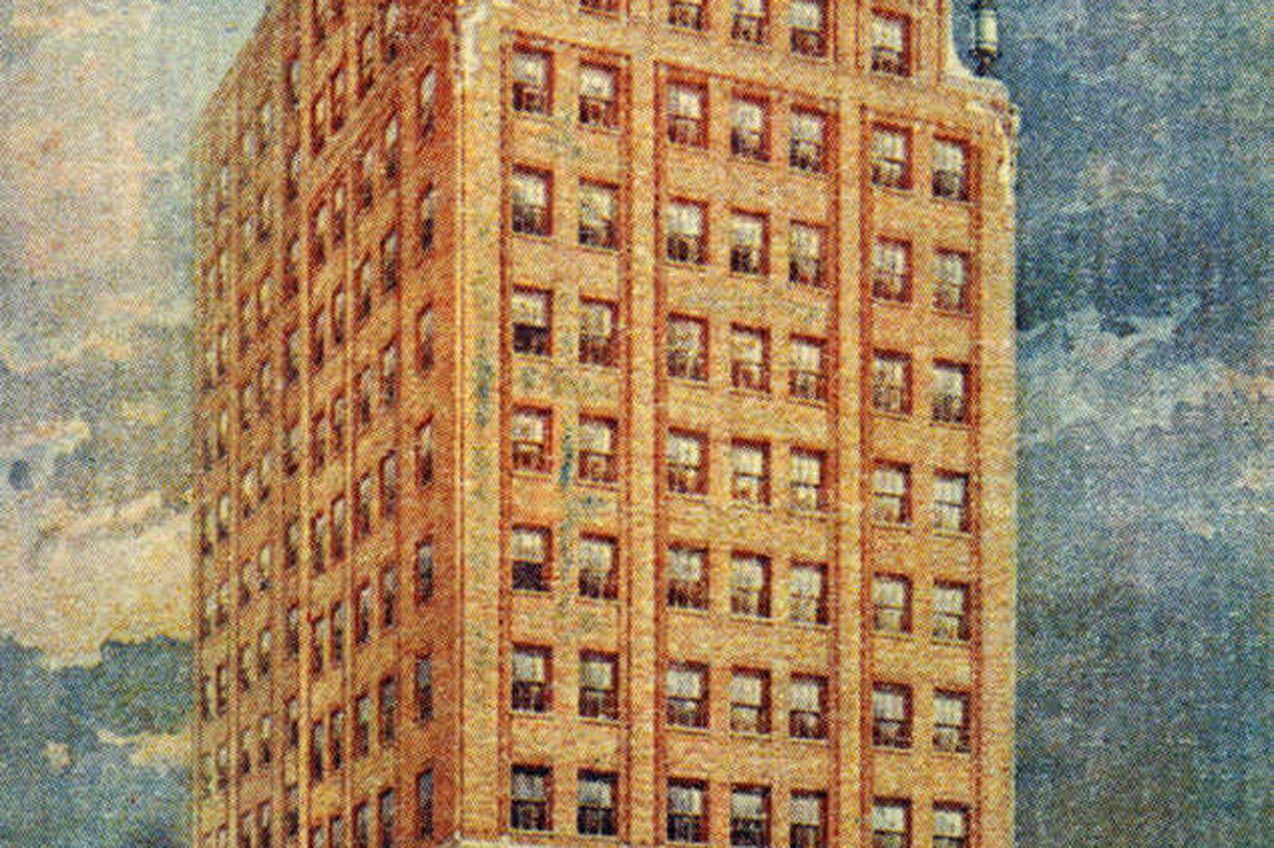 Memory stream Dipping into Philadelphia's illustrated past