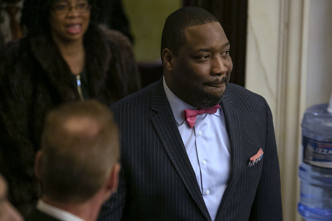 Kenyatta Johnson has new sway over zoning powers — which the feds just accused him of abusing