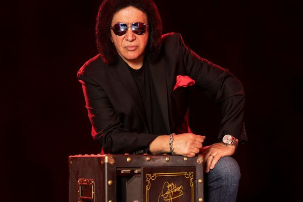 Gene Simmons wants to sell you a mother lode of himself
