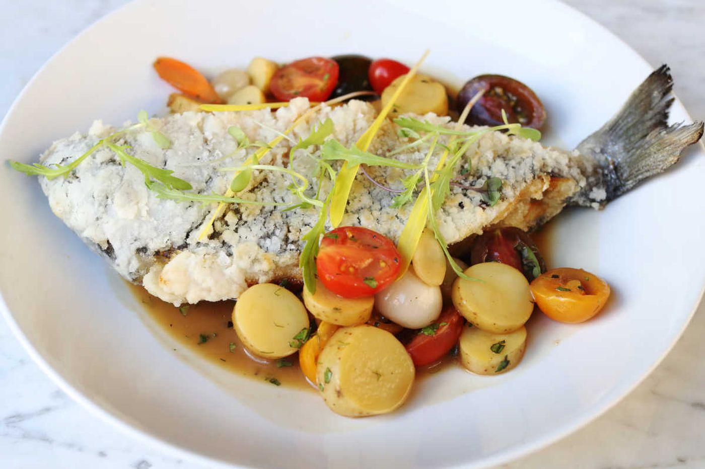Chef Sylva Senat finally finds a home at Maison 208