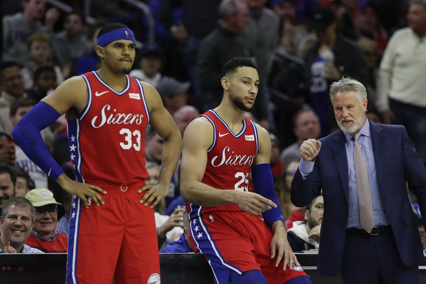Image result for 76ers nuggets