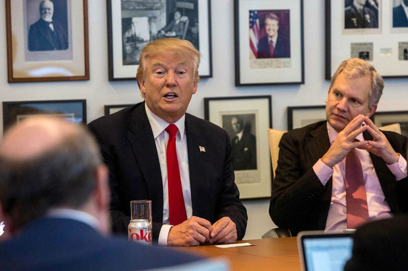 Inquirer Editorial: Trump keeps changing his tune; this time on climate change