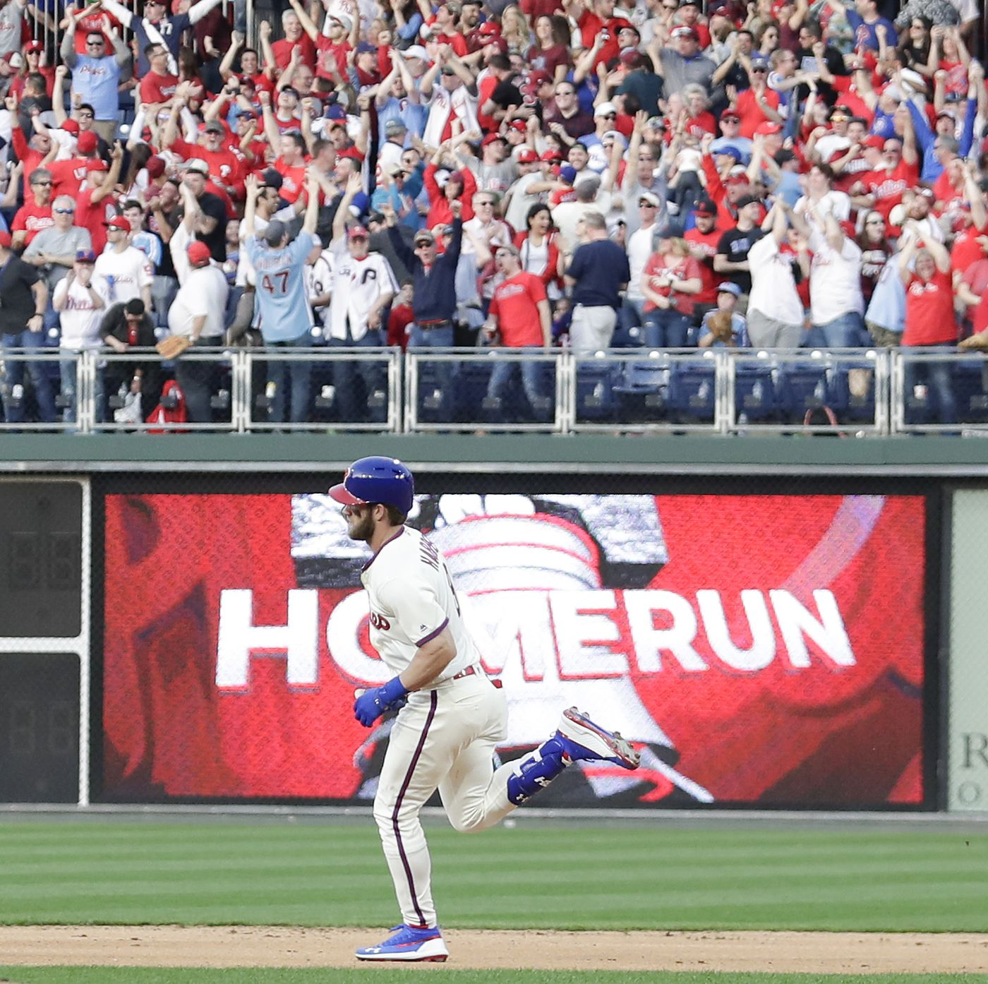 the latest 3a0bf 2ccdf Bryce Harper's mythical journey from Las Vegas to ...