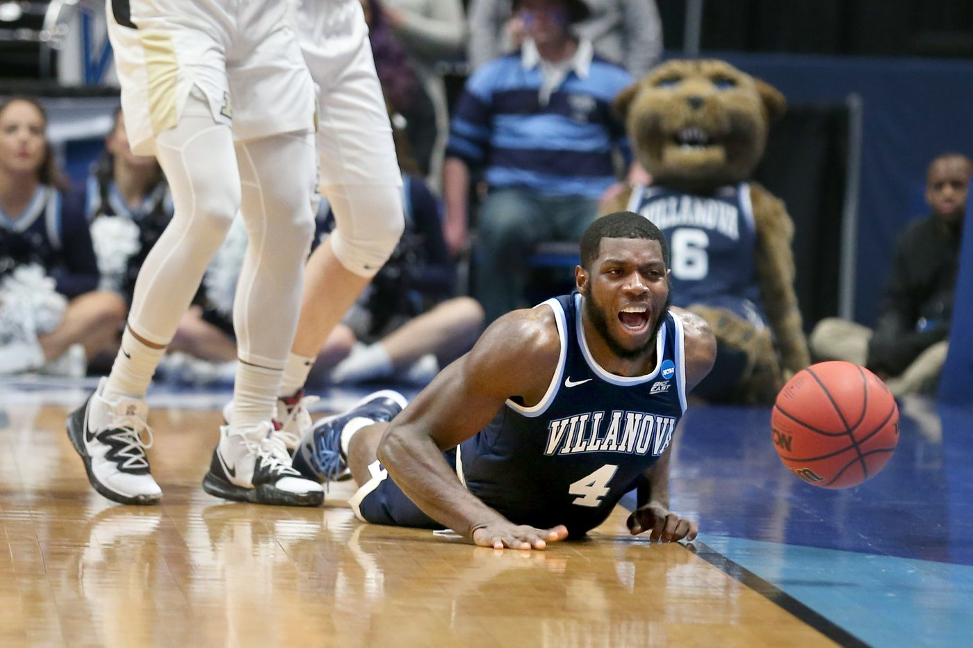 Purdue Men Humble Villanova, Advance To Sweet 16 For Third Straight Year