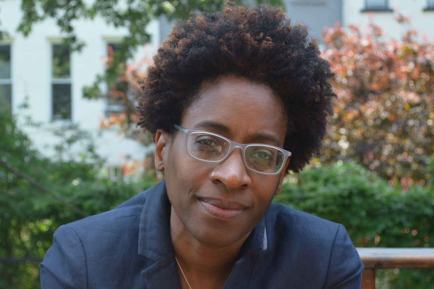 One Book, One Philadelphia author Jacqueline Woodson is keen to meet you, Philly