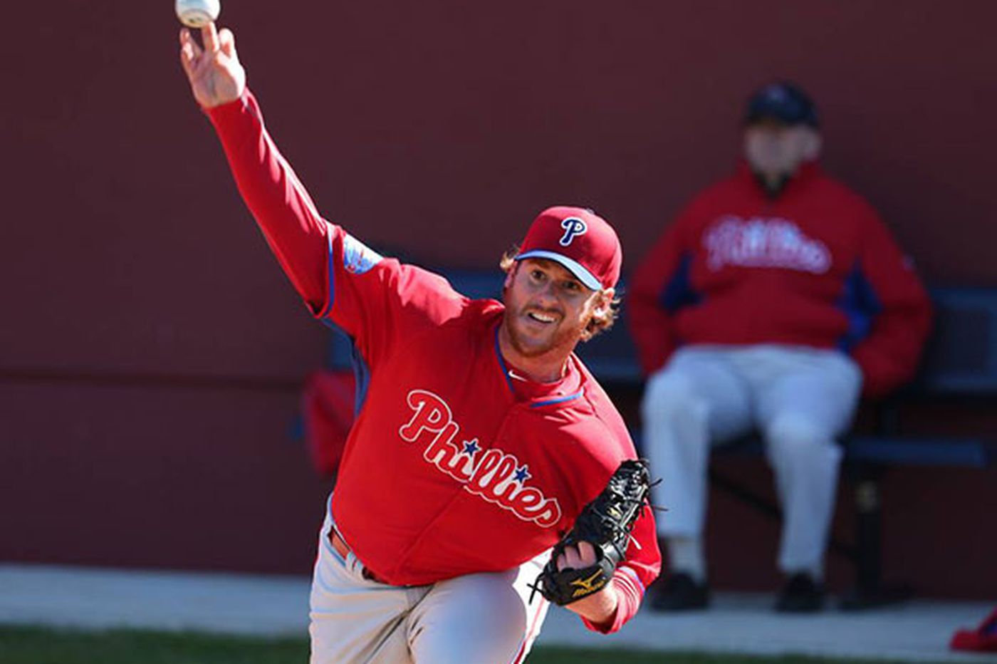 Phillies Notes: Billingsley shows progress in latest workout