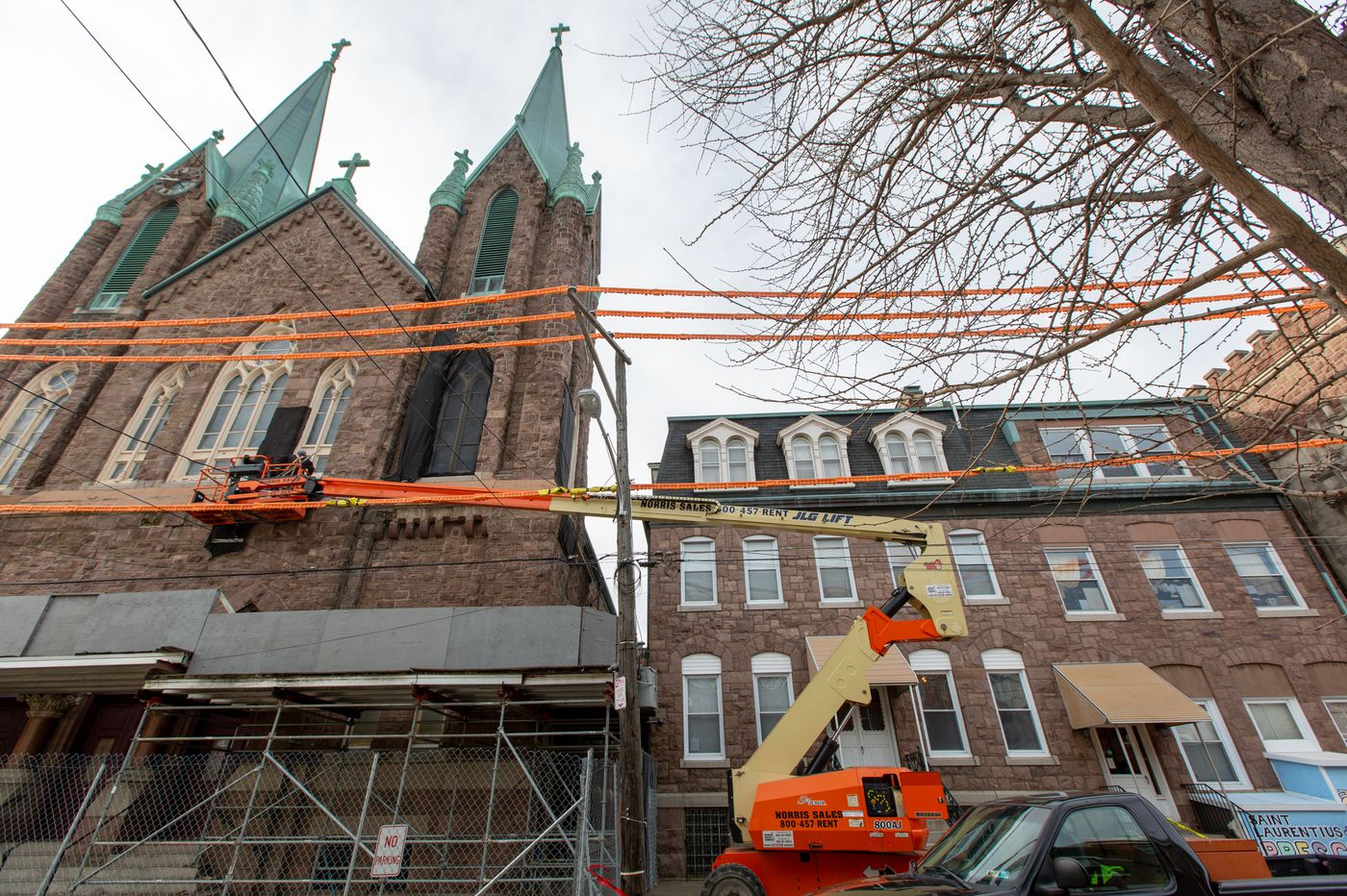 Philly City Council president to intervene in controversy over St. Laurentius site in Fishtown