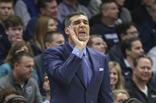 Villanova takes on Providence, seeks to bounce back from first Big East loss
