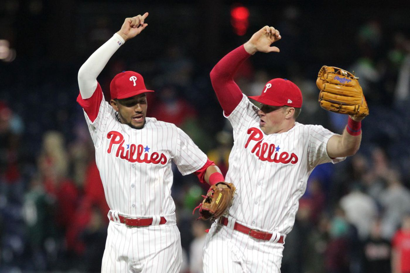Phillies in race as summer unofficially begins | Extra Innings