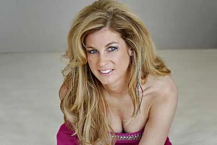 Chef Jennifer Carroll in her 2011 Daily News Sexy Singles shoot. ALEJANDRO A. ALVAREZ / Staff Photographer