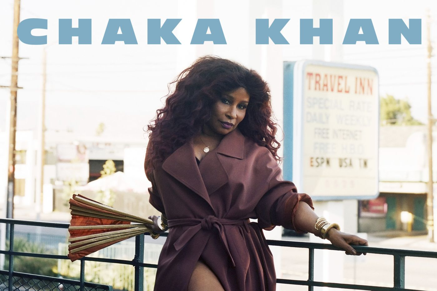 Album reviews: Chaka Khan, the Specials, and music inspired by 'Roma'