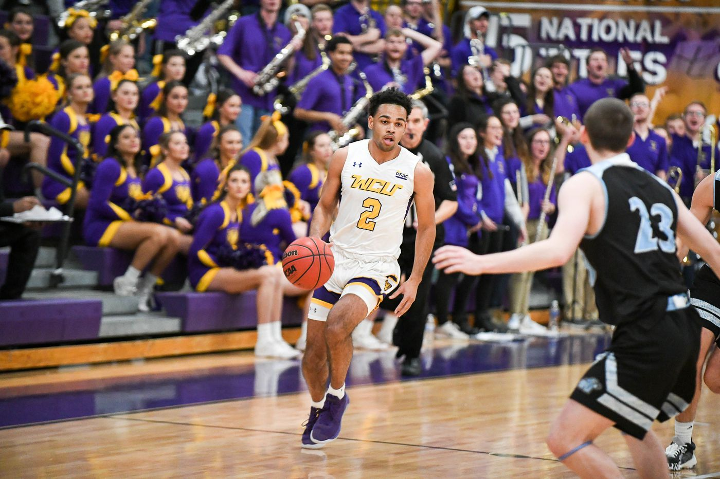 West Chester's Aussie from Abington is leading NCAA Division II freshmen in scoring | Mike Jensen