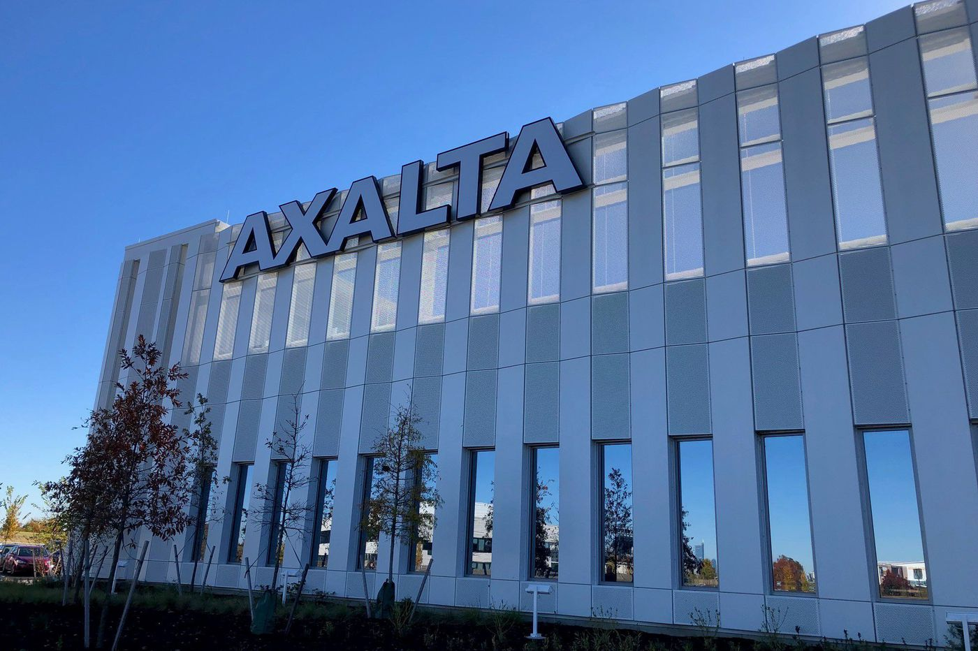 Kuwaiti group buys Axalta building in South Philly's Navy Yard for $61.2 million