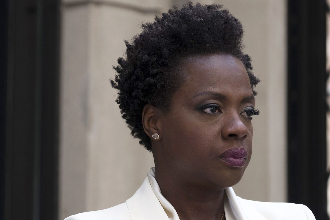 Viola Davis leads a strong cast in heist-movie 'Widows'